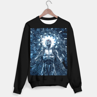 Thumbnail image of I Dream In Steel Sweater regular, Live Heroes