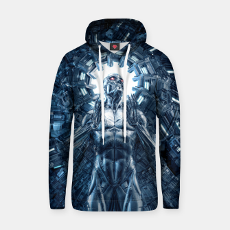 Thumbnail image of I Dream In Steel Hoodie, Live Heroes