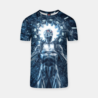 Thumbnail image of I Dream In Steel T-shirt, Live Heroes