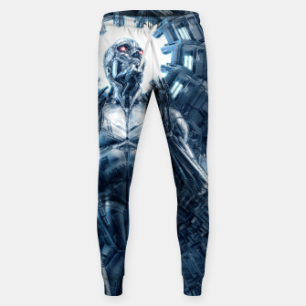 I Dream In Steel Sweatpants Bild der Miniatur