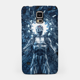 Thumbnail image of I Dream In Steel Samsung Case, Live Heroes