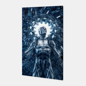Thumbnail image of I Dream In Steel Canvas, Live Heroes