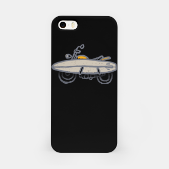 Miniatur Surf Biker iPhone Case, Live Heroes