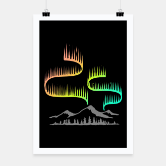 Thumbnail image of Aurora Poster, Live Heroes