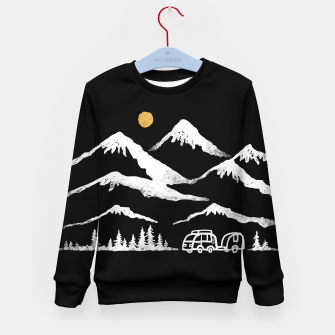 Miniatur Adventurer Kid's sweater, Live Heroes