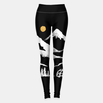 Miniaturka Adventurer Leggings, Live Heroes