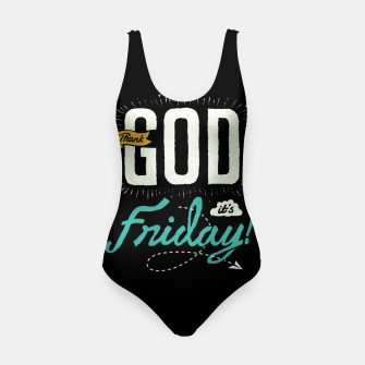 Miniatur Thank GOD it's Friday Swimsuit, Live Heroes