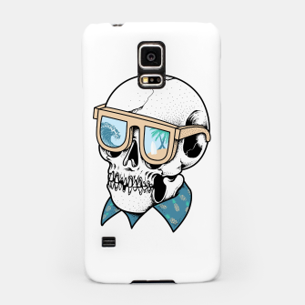 Thumbnail image of Skull holiday Samsung Case, Live Heroes