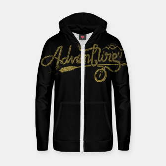 Miniaturka Adventure Rope Zip up hoodie, Live Heroes