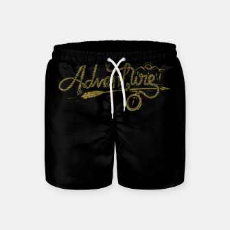 Miniatur Adventure Rope Swim Shorts, Live Heroes