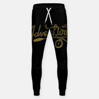 Miniatur Adventure Rope Sweatpants, Live Heroes