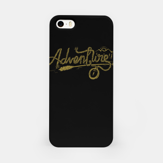 Miniatur Adventure Rope iPhone Case, Live Heroes