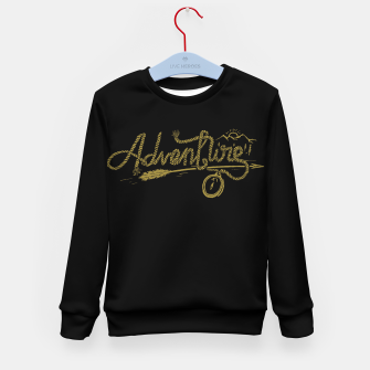 Miniatur Adventure Rope Kid's sweater, Live Heroes