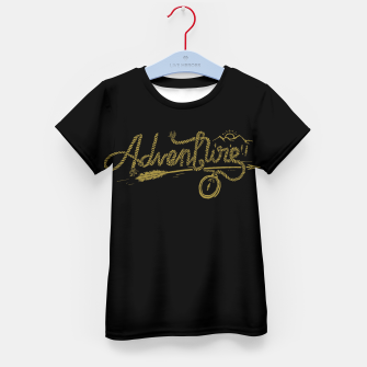 Miniatur Adventure Rope Kid's t-shirt, Live Heroes