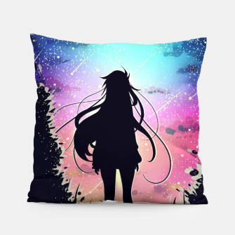 Miniatur rainbow Coussin, Live Heroes