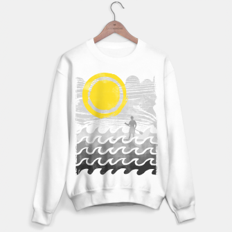 Miniatur Standup Paddle Sweater regular, Live Heroes