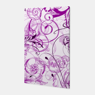 Thumbnail image of floral ornaments pattern dei Canvas, Live Heroes