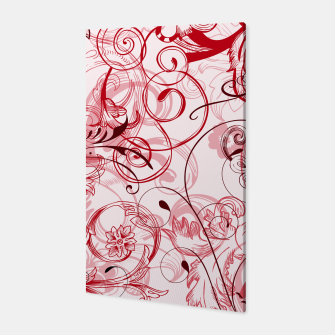 Thumbnail image of floral ornaments pattern uwi Canvas, Live Heroes