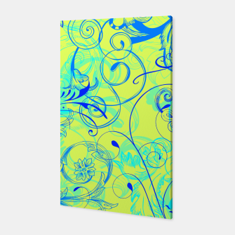 Thumbnail image of floral ornaments pattern nbryi Canvas, Live Heroes