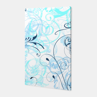 Thumbnail image of floral ornaments pattern bcoi Canvas, Live Heroes