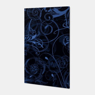 Thumbnail image of floral ornaments pattern nfd Canvas, Live Heroes