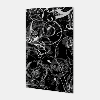 Thumbnail image of floral ornaments pattern bl Canvas, Live Heroes