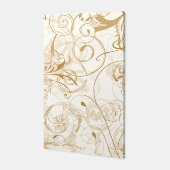 Thumbnail image of floral ornaments pattern nfdi Canvas, Live Heroes