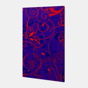 Thumbnail image of floral ornaments pattern dpt Canvas, Live Heroes