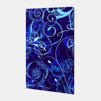 Thumbnail image of floral ornaments pattern cpt Canvas, Live Heroes