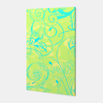 Thumbnail image of floral ornaments pattern dpti Canvas, Live Heroes