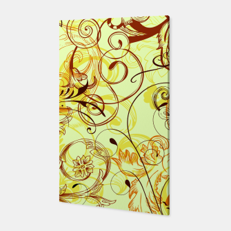 Thumbnail image of floral ornaments pattern cpti Canvas, Live Heroes