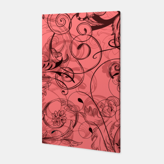 Thumbnail image of floral ornaments pattern dpw Canvas, Live Heroes