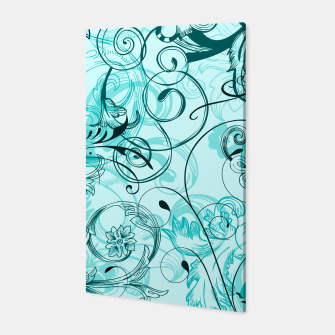 Thumbnail image of floral ornaments pattern cchi Canvas, Live Heroes