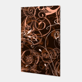Thumbnail image of floral ornaments pattern cco Canvas, Live Heroes