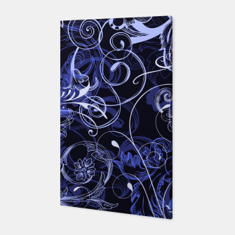 Thumbnail image of floral ornaments pattern db Canvas, Live Heroes