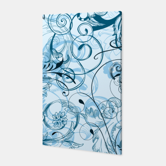 Thumbnail image of floral ornaments pattern ccoi Canvas, Live Heroes