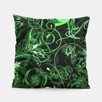 Thumbnail image of floral ornaments pattern de Pillow, Live Heroes