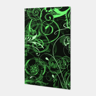 Thumbnail image of floral ornaments pattern de Canvas, Live Heroes