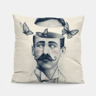 Thumbnail image of Disorientation Pillow, Live Heroes