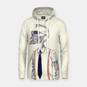 Thumbnail image of The Gentleman becomes a Hipster Hoodie, Live Heroes