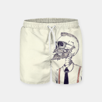 Thumbnail image of The Gentleman becomes a Hipster Swim Shorts, Live Heroes