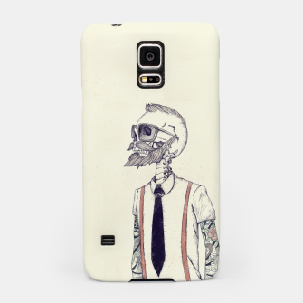 Miniature de image de The Gentleman becomes a Hipster Samsung Case, Live Heroes