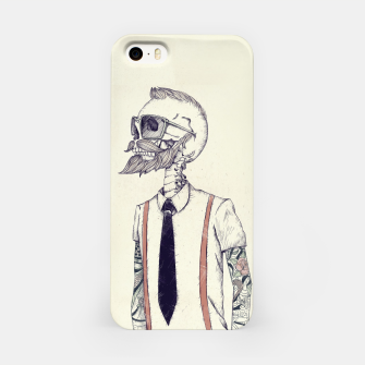 Thumbnail image of The Gentleman becomes a Hipster iPhone Case, Live Heroes
