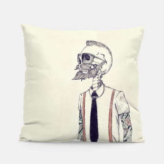 Miniature de image de The Gentleman becomes a Hipster Pillow, Live Heroes