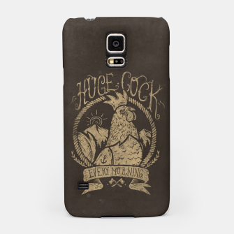 Thumbnail image of Huge Cock Samsung Case, Live Heroes