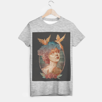 Thumbnail image of Lady T-shirt regular, Live Heroes