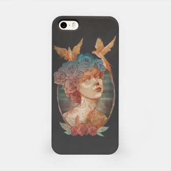Thumbnail image of Lady iPhone Case, Live Heroes