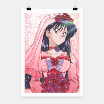 Miniaturka Rei Wedding Dress Poster, Live Heroes