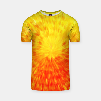 Thumbnail image of Furry Sun T-shirt, Live Heroes