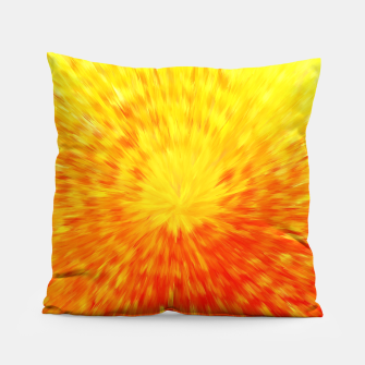 Miniatur Furry Sun Pillow, Live Heroes